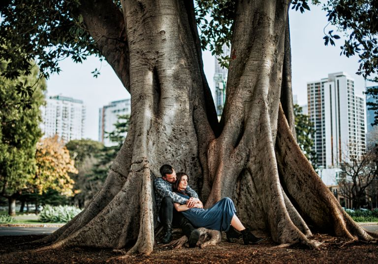 Engagement Photographers in Melbourne
